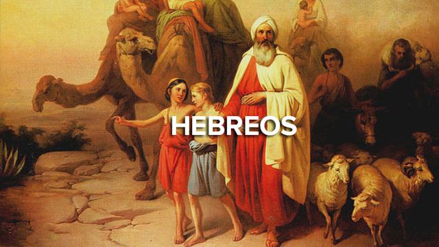 antigua civilización Hebrea