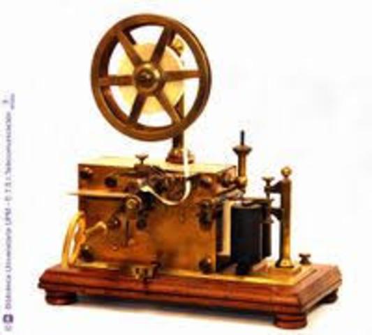 Morse: telégrafo (Audio y Telecomunicaciones)