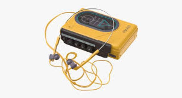 SONY: Walkman (Audio y telecomunicaciones)