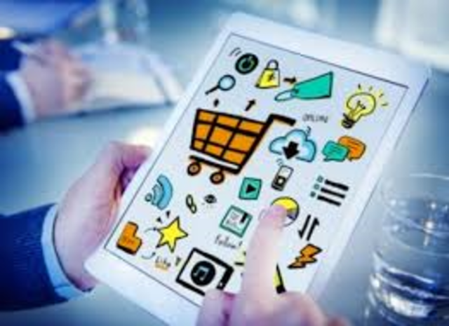 Comercio electrónico  (Audio y telecomunicaciones)