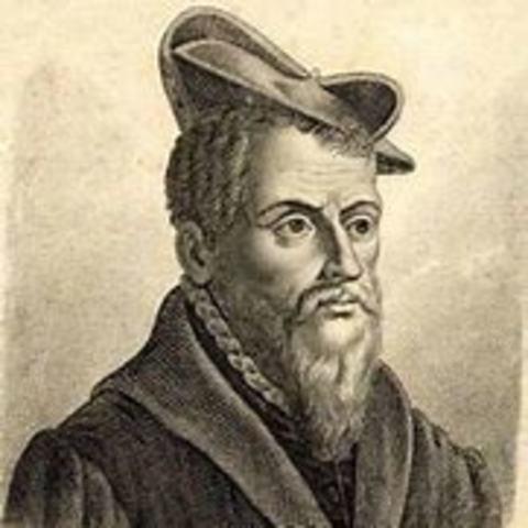 ANDRES VESALIUS