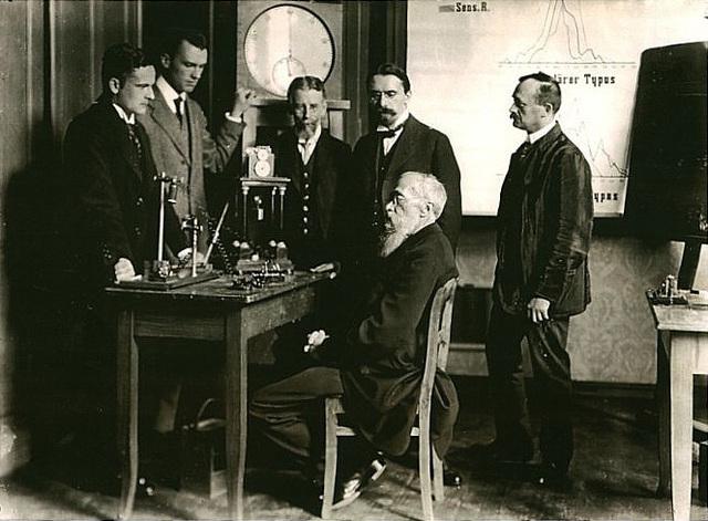 El laboratorio de Leipzig