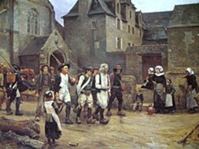 La Francia dichiara guerra ad Austria e Prussia