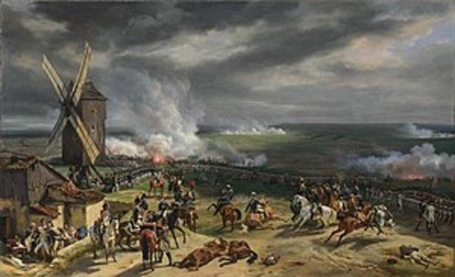 Vittoria contro la Prussia a Valmy