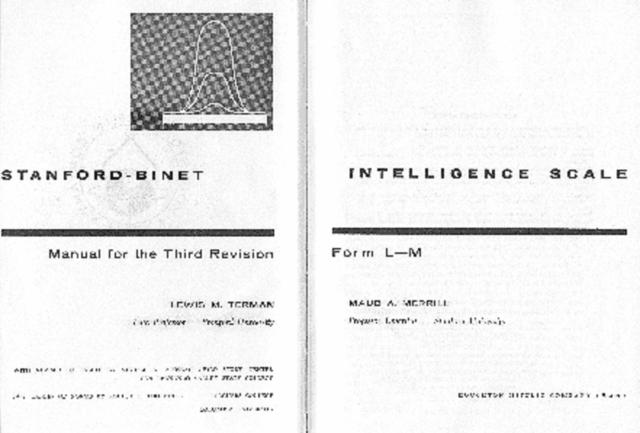 Segunda edición de la Escala de Inteligencia Stanford-Binet