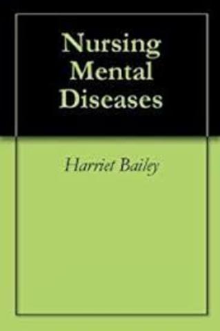 Primer tratado dedicado a la enfermería psiquiátrica.