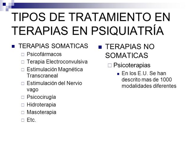 Se popularizaron las  terapias somáticas (terapias físicas)