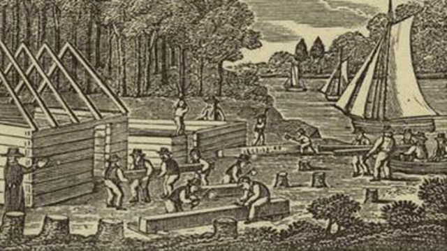 Settlement of Jamestown, Virginia