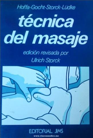 Técnica del masaje