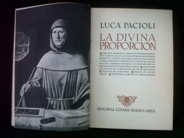 Obra de Fray Luca Paccioli