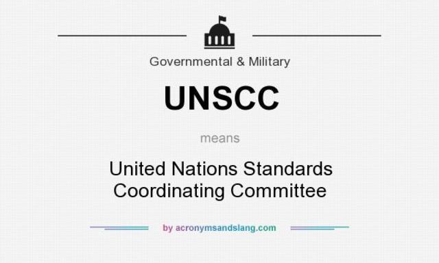 Comité de Coordinación de Estándares de las Naciones Unidas