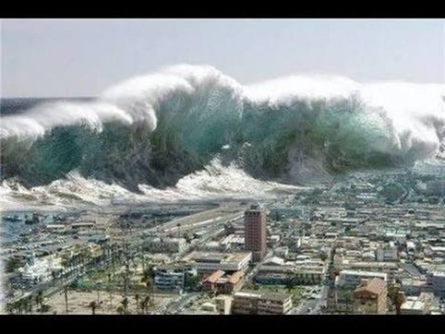 Tsunami de Japón(2004)