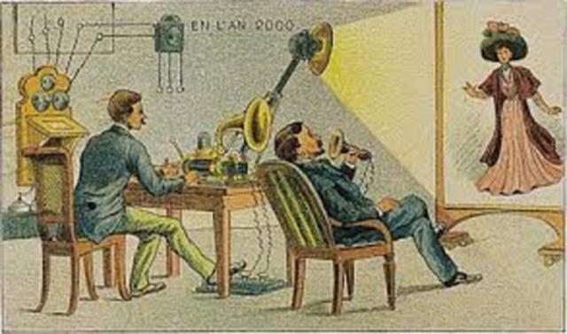 Los hermanos Lumière y la primera proyección de imágenes en movimiento