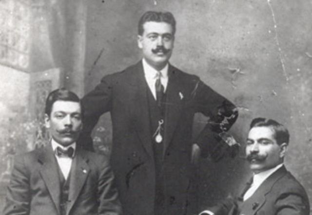 Llegada a Colombia del cinematografo de los hermanos Lumière