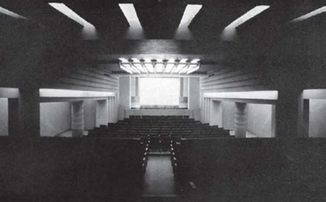 Surgimiento de nuevos cinemas