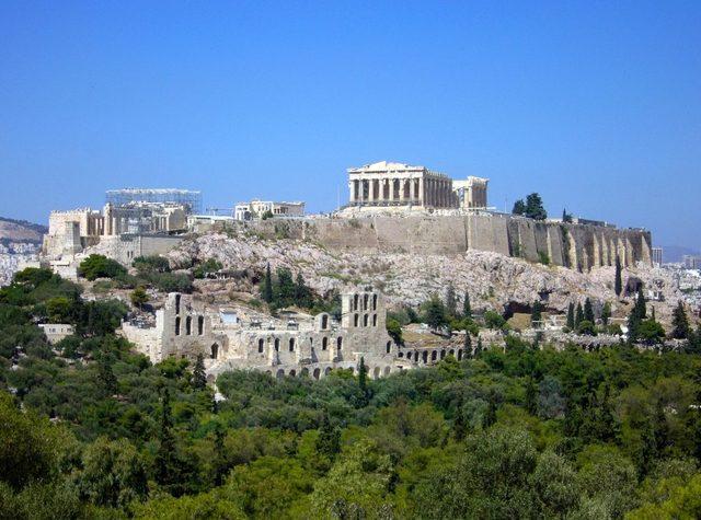 La Acropolis