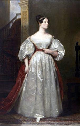 Se publican las notas de Ada Lovelace