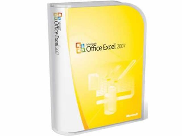 Microsoft Excel 12.0