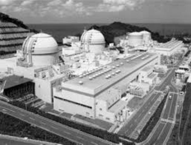 Estación generadora de energía nuclear