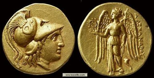 Contabilidad en el Imperio de Alejandro Magno