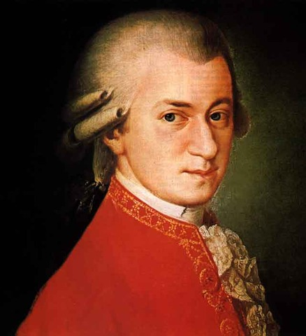 Mozart Composes The Marriage of Figaro