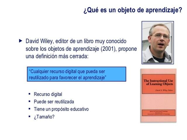 Tecnologías de Aprendizaje