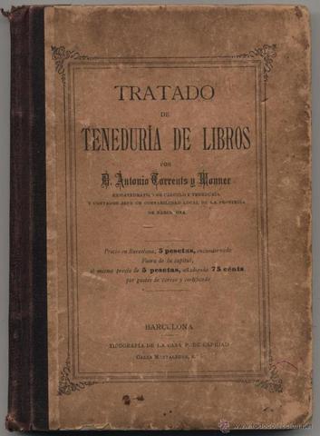Tratado de teneduria de libros