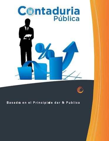 La Contaduría Publica