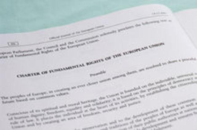 Carta de los Derechos Fundamentales de la Unión Europea