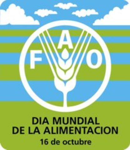 La Asamblea General de las Naciones Unidas aprueba el día Mundial de la Alimentación