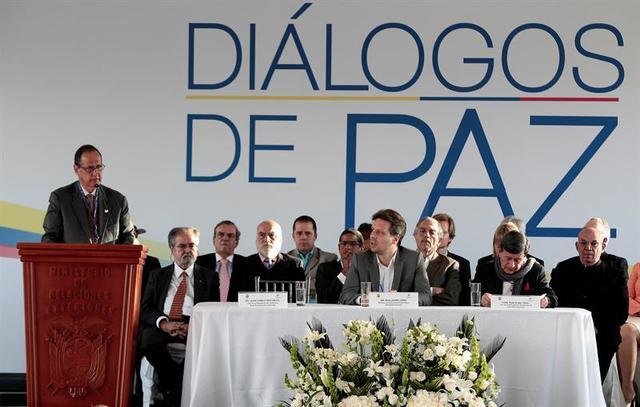 Diálogos de Paz entre las naciones