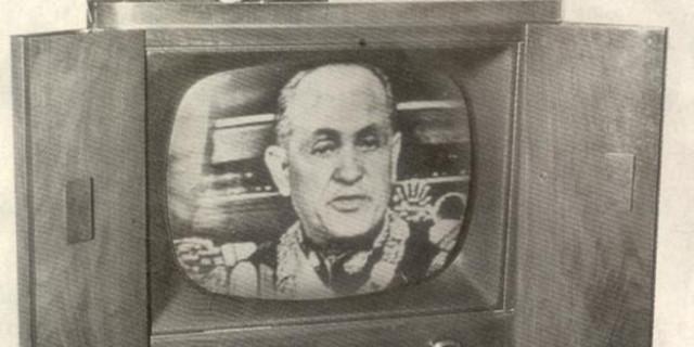 La inauguración de la televisión en Colombia