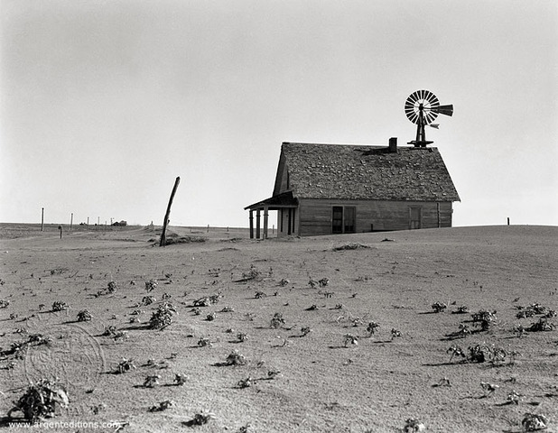 The Dust Bowl Years