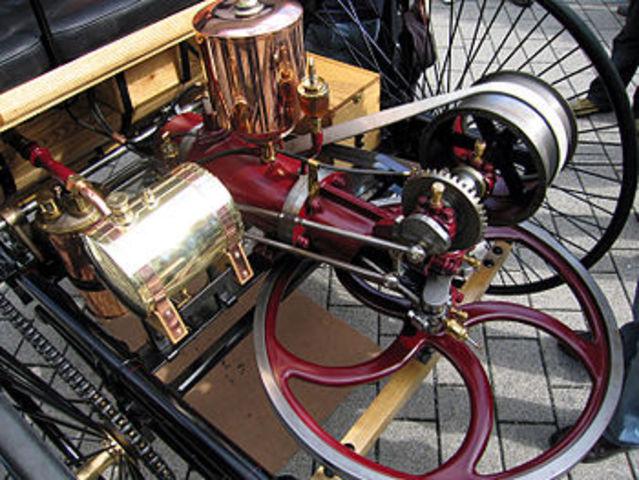 Motor De Combustión Interna.