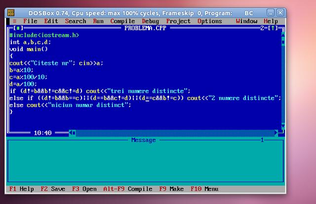 Inicios de C++