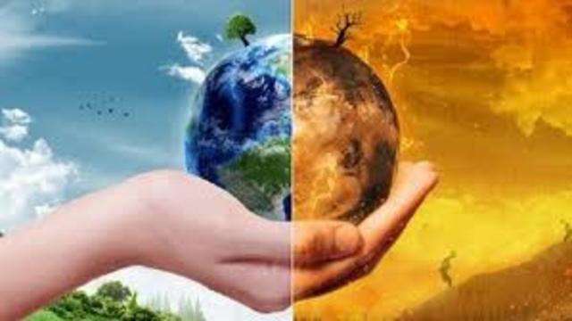 Se pone en peligro el planeta y su frágil  equilibrio que nos ha permitodo al hombre vivir hace mas de 12 mil millones de años