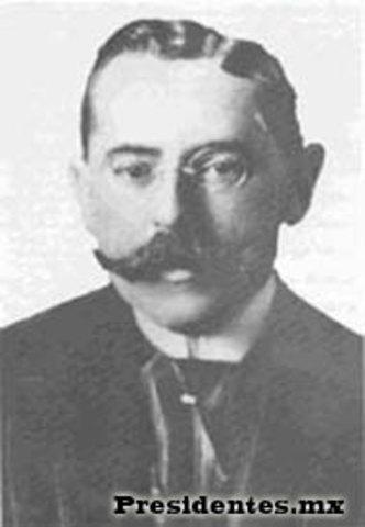Francisco S. Carvajal - Aporte a la historia de México