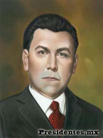 Adolfo de la huerta - Aporte a la historia de México