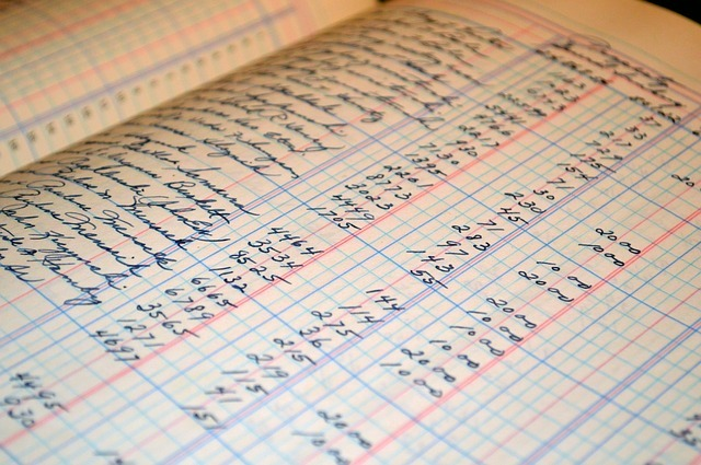Primeros libros contables