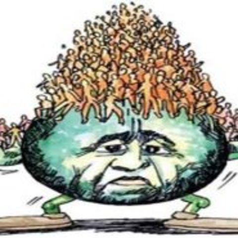 El hombre esta en aumento tan solo en el planeta mas de 1000 millones de personas que sufren de hambre