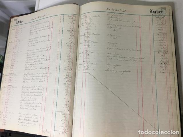 """""""Cuaderno"""" (Libro Mayor)"""
