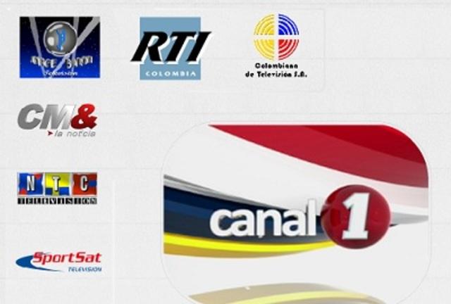 Los salvamentos para los canales públicos en Colombia
