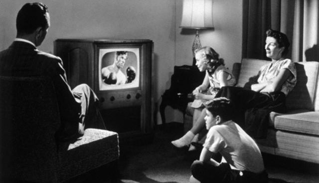 Emisiones públicas de televisión