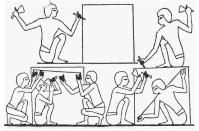 La tumba de Thebas