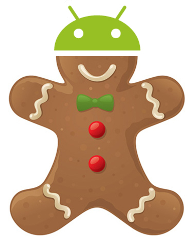 Android 2.3 Gingerbread.