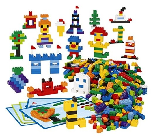La metáfora del LEGO