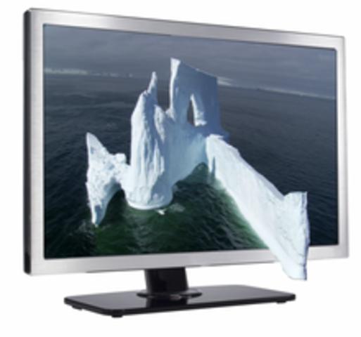 Primeros televisores en 3D