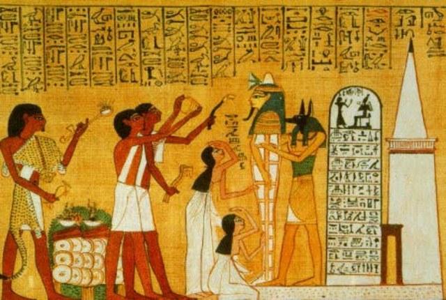 Invención del Papiro