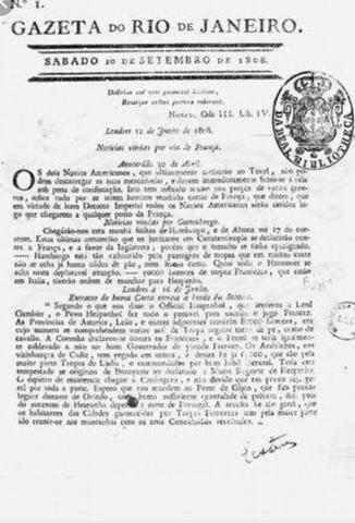 1650: Primeiro Jornal Diário