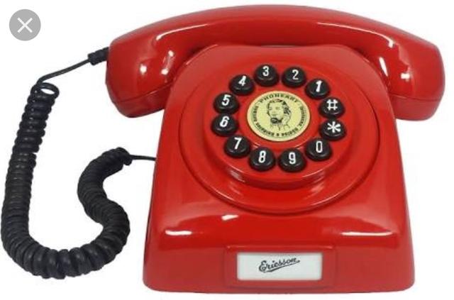 1876: Telefone